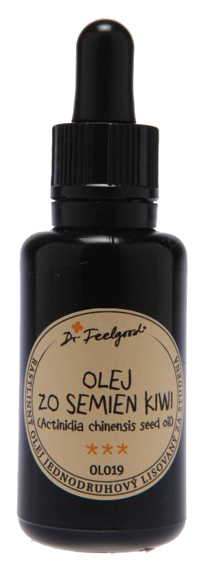 Olej ze semen Kiwi 30ml pipeta Dr. Feelgood