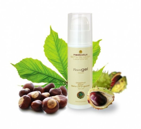 Pleurogel Chestnut 150 ml M.J.BETA