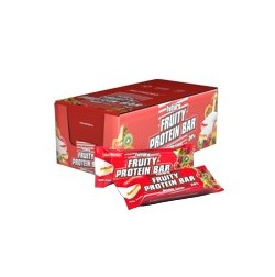 FRUITY PROTEIN BAR 55 g exotické ovoce NUTREND