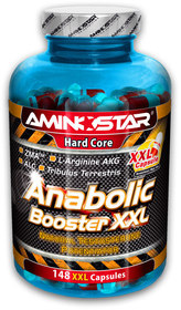 Anabolic Booster XXL 148 cps Aminostar