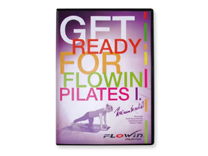 Get ready for flowin pilates I. DVD FLOWIN AB