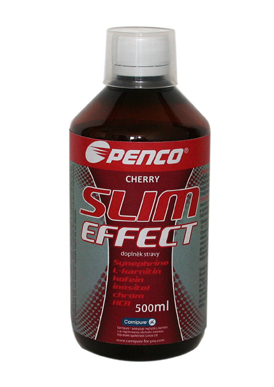 Slim Effect 500 ml třešeň Penco