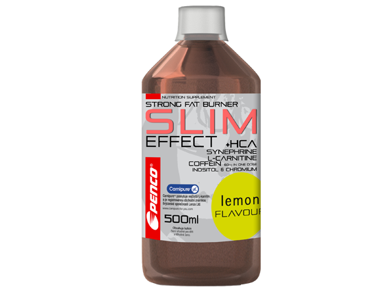 Slim Effect 500 ml bitter lemon Penco