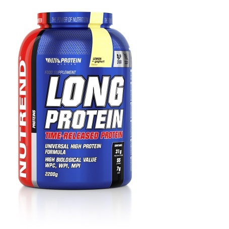 LONG Protein 1000 g marcipán NUTREND